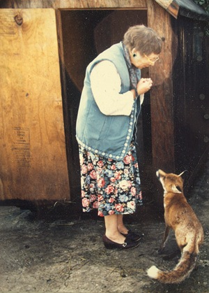 cousin jean and foxy